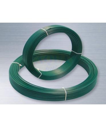 fil de tension plastifié - 100m