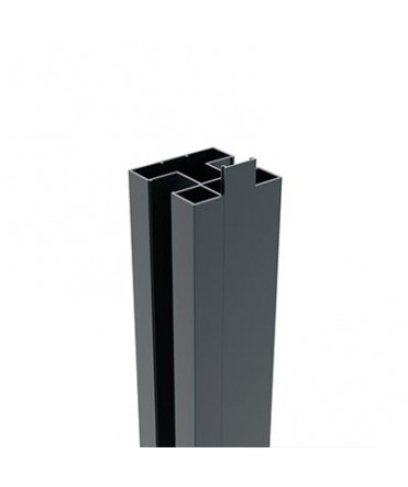 Poteaux Aluminium
