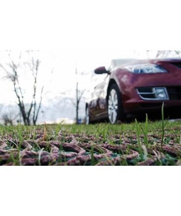 Grille Parking sur gazon : TYPE 8