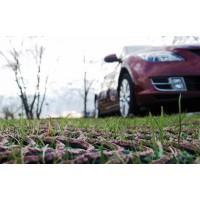 Parking sur Gazon